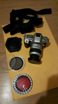 !!! Minolta Camera with Tamron Lens and More !!! Surrey, V4N 5B7