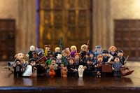 Complete Lego Harry Potter and Fantastic Beasts Minifigures Vaughan, L4L 8E7