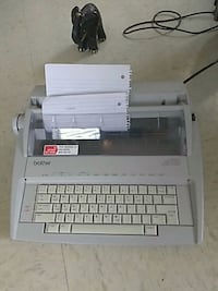 Brother electric typewriter in working condition Denton, 76207