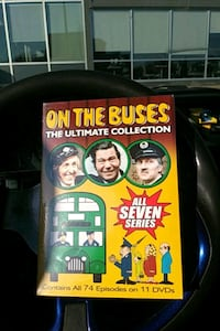 On the buses complete series NOS