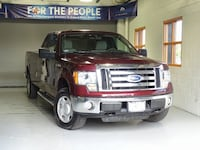 2010 Ford F-150 Red Waukegan, 60085
