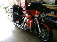 red and black touring motorcycle Murfreesboro, 37130