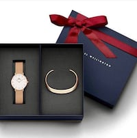 Daniel Wellington Watch + Bracelet Giftset Women Toronto, M8V 3P8
