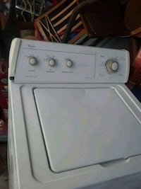 white top-load clothes washer North Las Vegas, 89031