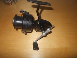 Vintage fishing reel Mitcell 300 France, nice