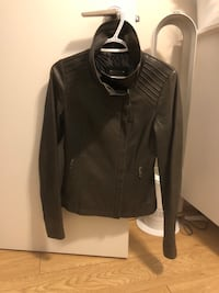 Mackage Leather Jacket XS Vancouver, V6C 1S4
