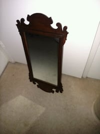 Antique mirror nice condition