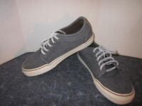 Vans Chukka Low Pro Skate Shoes - (Denim) Grey - Size 8 Winnipeg