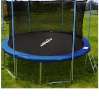 Zupapa 15' Outdoor Trampoline - up to 375 LB of jumping Woodbridge, 22193