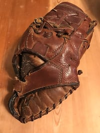 Old Baseball mitt