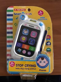 Baby Smart Phone with music and sounds