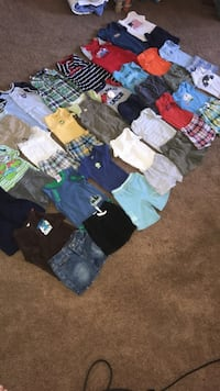 Baby boy 6-9 Months clothing