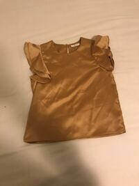 New Nordstrom Gold Top  Culver City, 90232