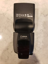 Canon Speedlite 580EX II Flash - $100 Washington