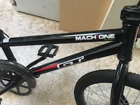 Black and red GT Mach One Expert BMX bike Calgary, T2Z 3S6