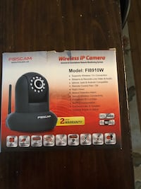 Black ip security camera Woodbridge, 22193