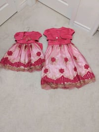 Girls size 12 & 2 gown for sale Vaughan, L4H 3N5