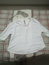 chemise blanche à manches blanches Morangis, 91420