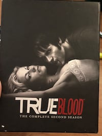 TrueBlood TV series Second season DVD London, N5V 2E5