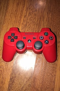 Used Sony sixaxis duel shock 3 wireless controller