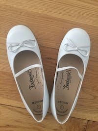 girls sz 1 dress shoes  Arlington, 22206
