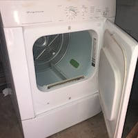 white front-load clothes washer Atlanta, 30307