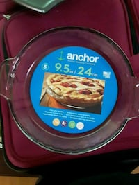 Anchor 9.5in Round Glass Baking Dish Sioux Falls, 57105