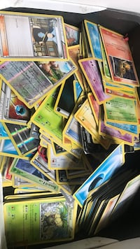 Assorted pokemon trading card collection Stratford, 06614