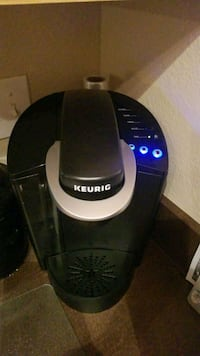 Keurig. Works fine, we just never use it. Manassas, 20110