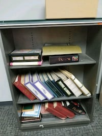 Shelves for free. Easy move. Books and albums not. Red Deer, T4N 2M9