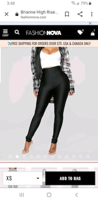 Black leggings Ajax, L1Z 1R4