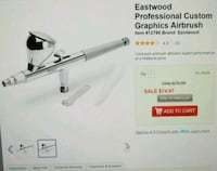 Eastwood professional graphics Airbrush New Springfield, 22150