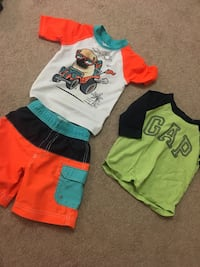 2-3 boy's clothing lot Calgary, T3K 5Z3