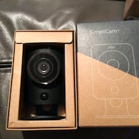 SimpliCam or Best offer  Brand new never Used... Quincy, 02169