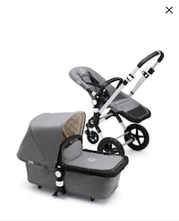 Bugaboo gray melange stroller Washington, 20009