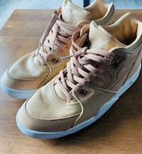 NikeLab Air Flight '89 'Vachetta Tan'