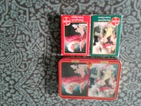 Collectors edition coke playing cards in tin Edmonton, T5B 2L5