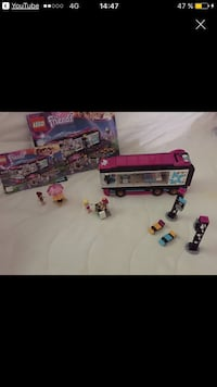 Lego Friends train toy skärmdump Stockholm, 111 22