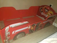 wood paw patrol bed  Rockville, 20850