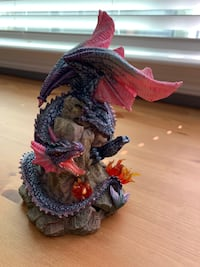 Dragon Incense and Candle Cover Decoration