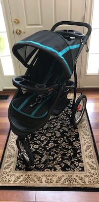 black jogging stroller Stafford, 22554