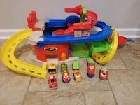Fisher price little people sit to stand race track Williamsburg, 23185
