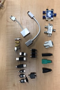 Adapters TV/Home Security ETC.