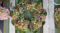 Spring/summer wreath  SHREVEPORT