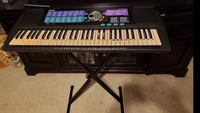 Yamaha PSR-185 keyboard with stand Manassas, 20112