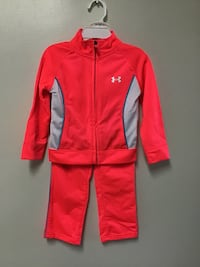 Girls UNDER ARMOUR 2 piece outfit..Size-2T