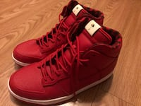 Nike Dunk ultra rain jackets Red/Red  El Mirage, 85335