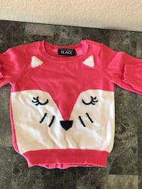 Baby girl children place sweater  Victorville, 92394