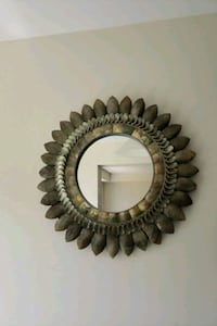 Wall Mirror Decor with Shells Brampton, L6X