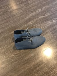 London fog boots/shoes worn once